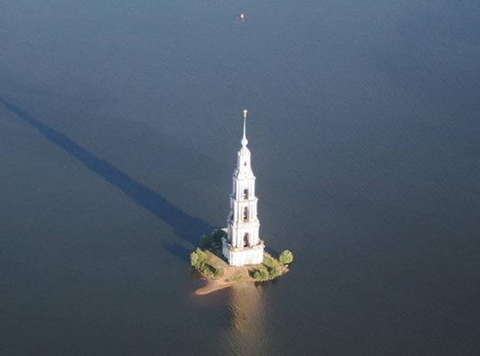 kalyazin-bell-tower-russia