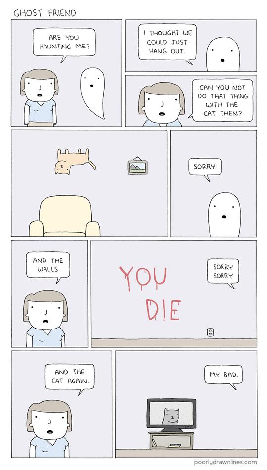 ghost-friend