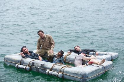 サメ 映像 Nicolas Cage