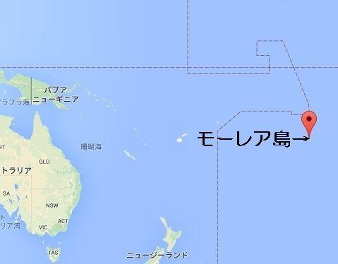 モーレア島1