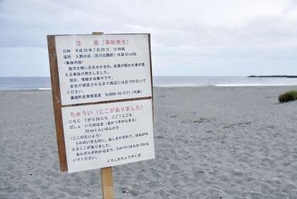 入野海岸 高知