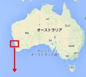 オーストラリア 地図1