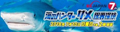サメ 番組 BS7