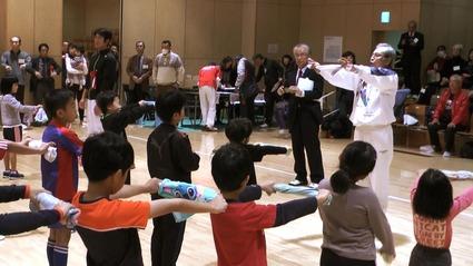 2016-12-10体幹遊び