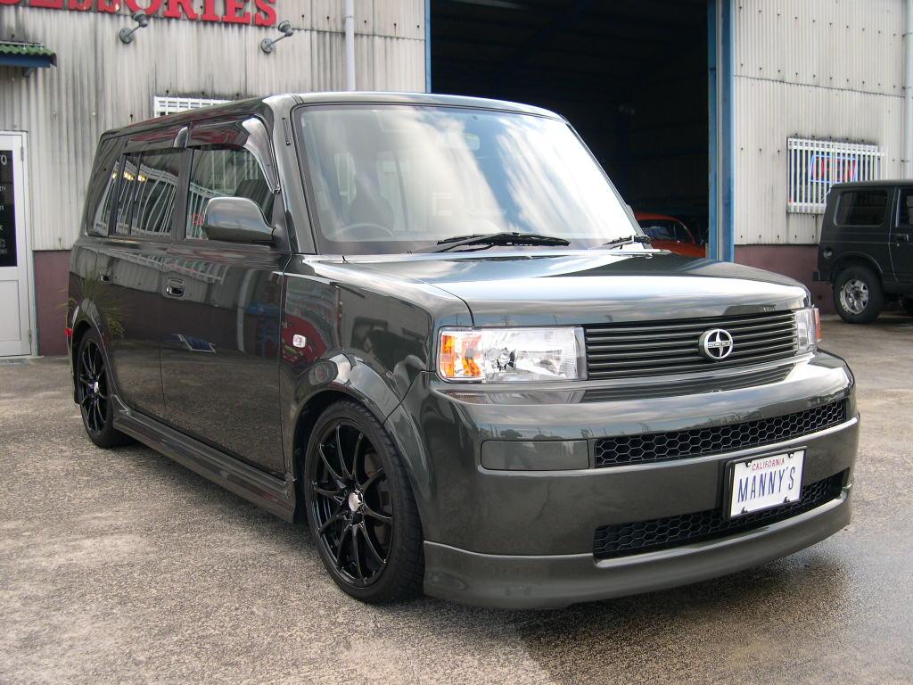 Manny S Auto Blog ★scion Xb? For Sale ★ Scion サイオン 北米