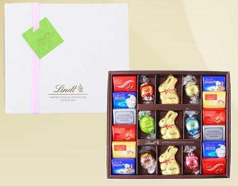 リンツ・チョコレートコレクション バニー
