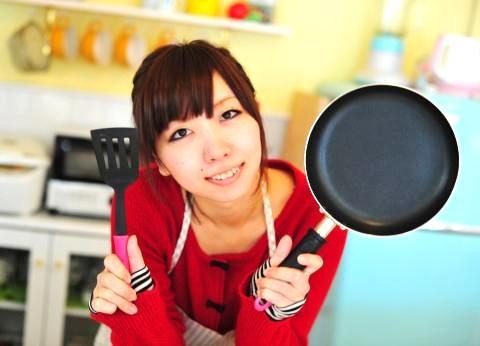 料理好きの女の子
