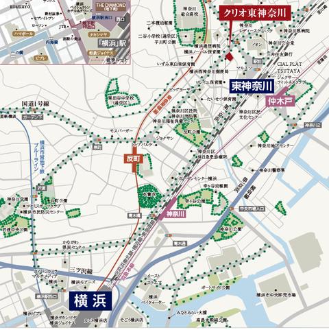 クリオ東神奈川