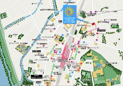 松戸 地図