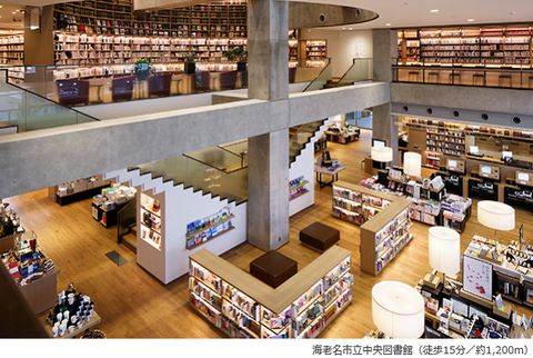 海老名 図書館