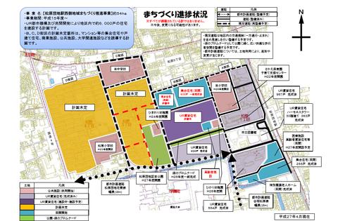 松原団地 計画