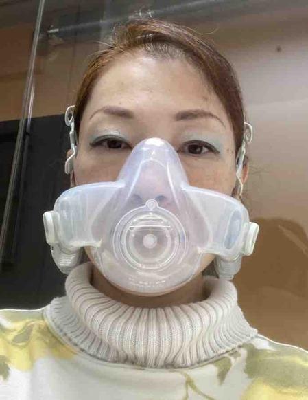 PAPR電動ファン付き呼吸保護具
