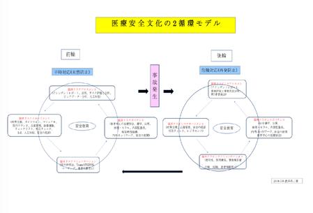 医療安全文化の2循環モデル