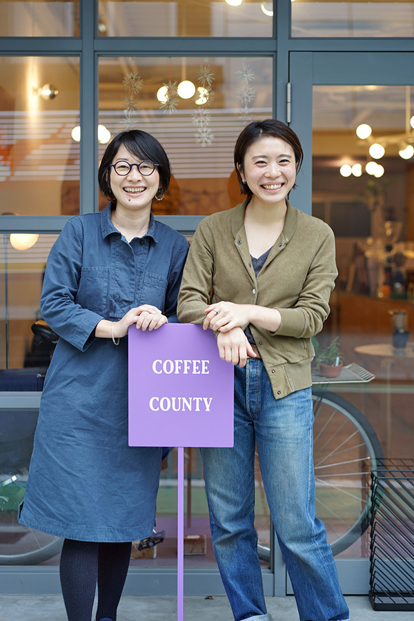 「COFFEE COUNTY FUKUOKA」の まりなちゃんの卒業。