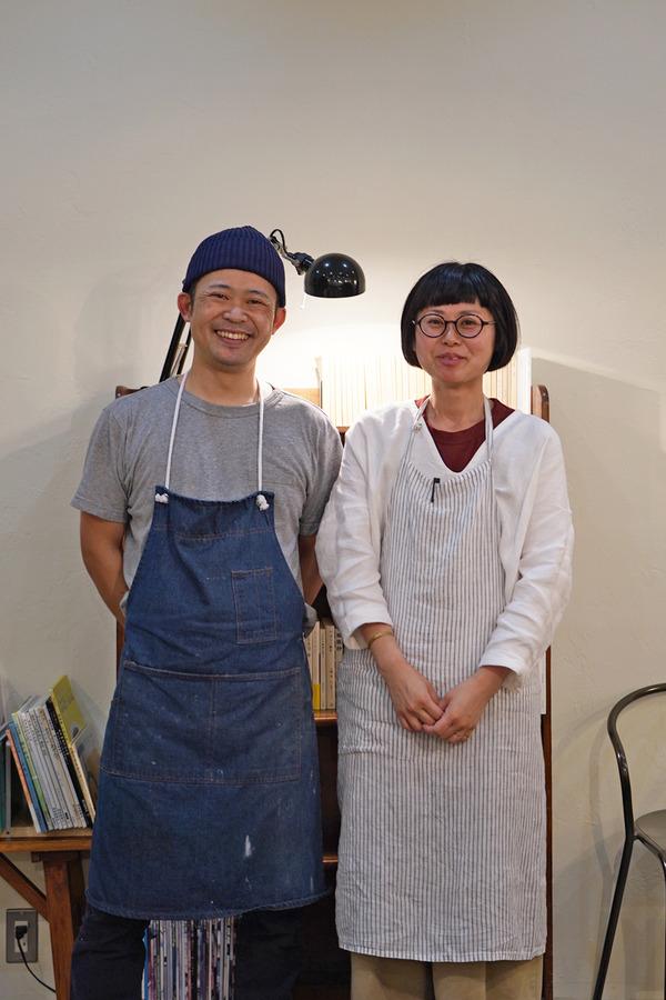 古賀市【トネリ】で中華料理。夕方【珈琲と麦酒】でミントティー。