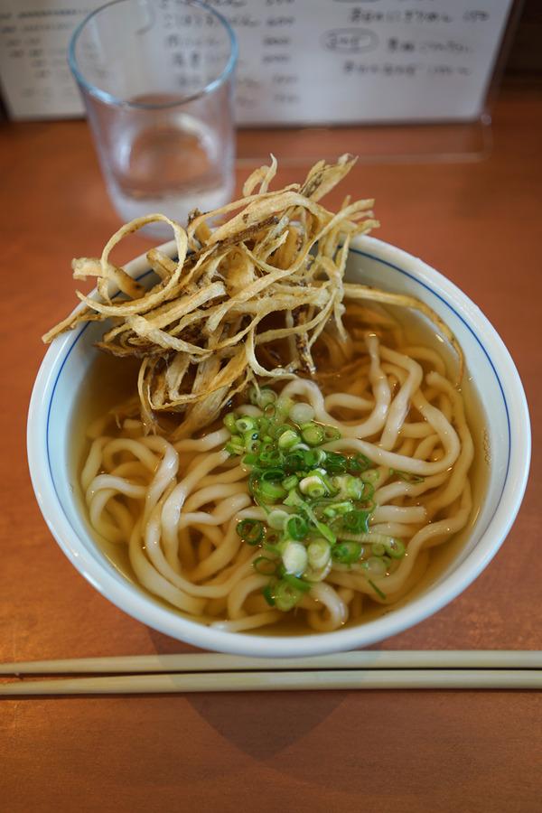 【新店】津屋崎に開業した「こなみ」で、美味しいうどん!!
