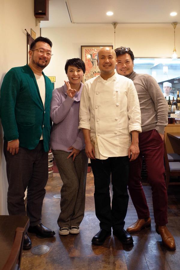 「四川料理 巴蜀」で40品目のコース。