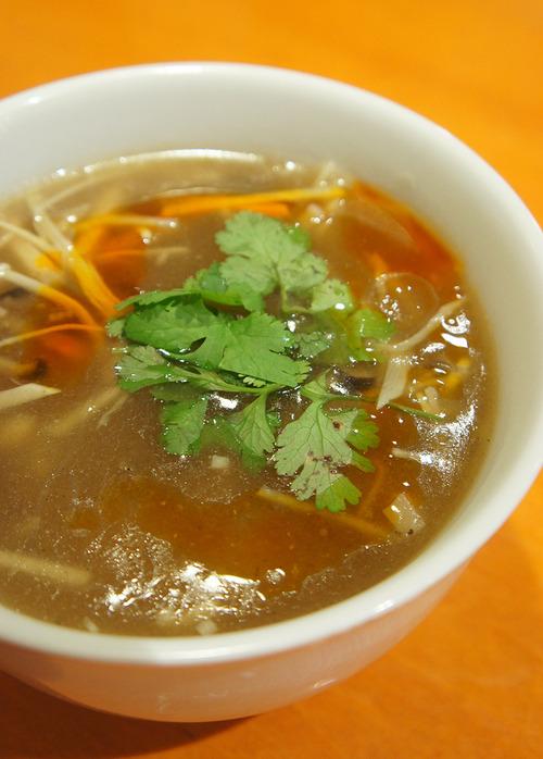 巴蜀サンラースープ