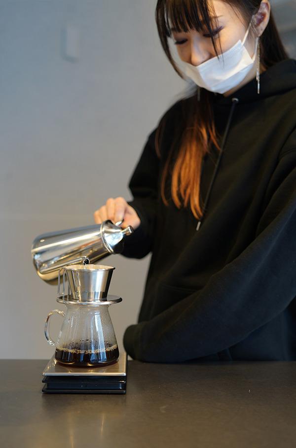 10/9にOPENした大博町【alu coffee】。【野乃猫】でカレーランチと【Habibi】と【麺どころ 千屋】。