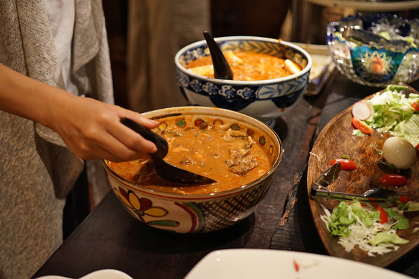 ガーナ料理DSC03459