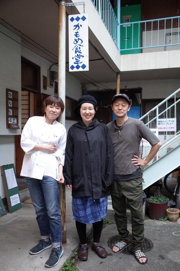 「かもめ食堂」に大阪より「桜富士山」を迎えてのエピローグ。
