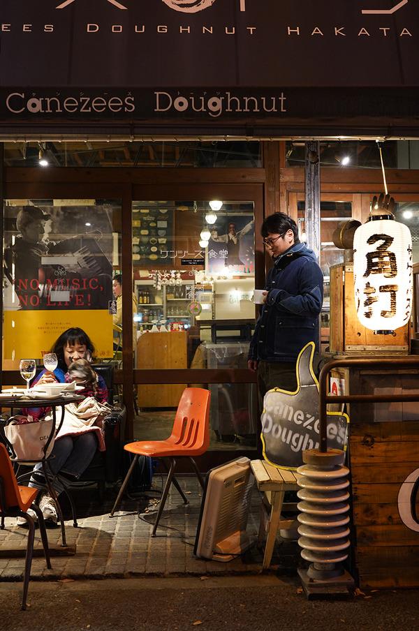 昨夜は【角打ケンジー】で美味しいパスタからの新春『カレバカラジオ』でした。ゲストは【アトリエてらた】&【モンカレー】のお二人。