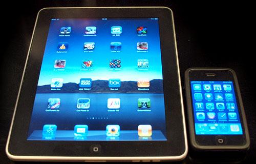 iPadiPhone