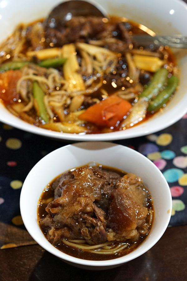 香椎宮「中国菜 隨園」で牛スジ煮込みの麺など。「BANX RIVER」「Basking Coffee」「手音」。
