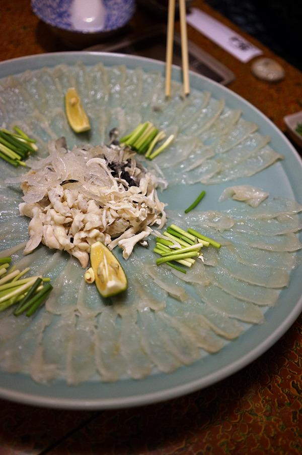 久留米「海鮮食房 惣吉」でお手頃なふぐコースで忘年会。