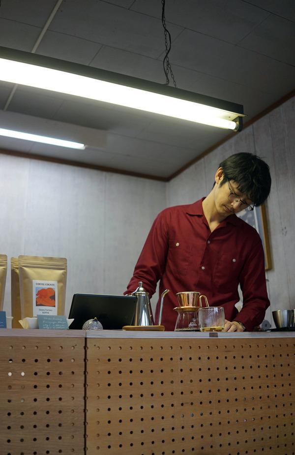 久留米「COFFEE COUNTY」からの「ケンジーズ食堂」「ハグルカフェ」。