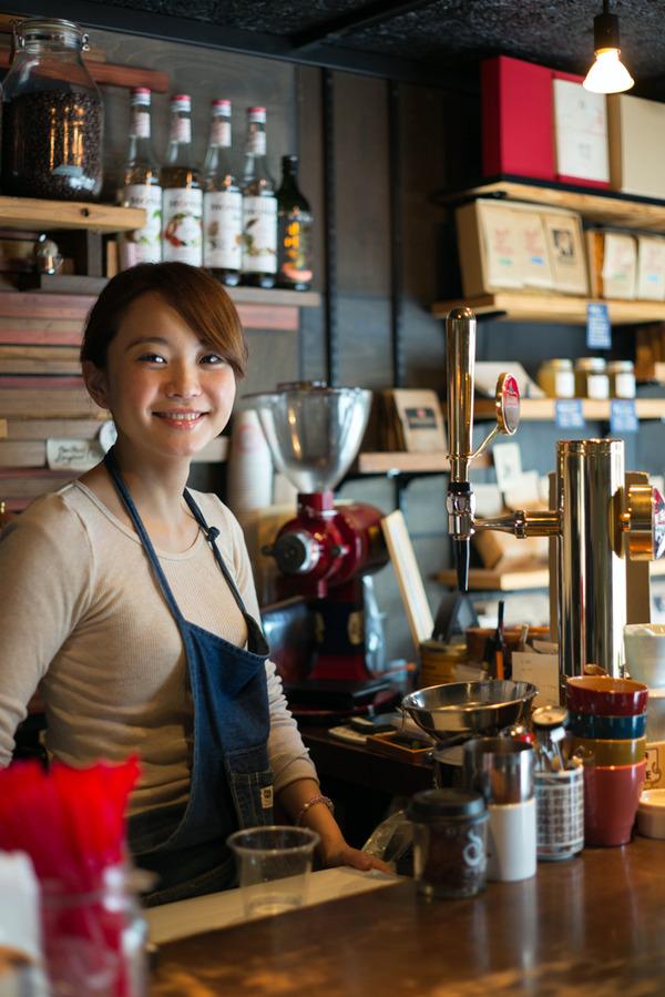 3月26日で幕をおろす「MIMATSU Specialty Coffee Roaster」。