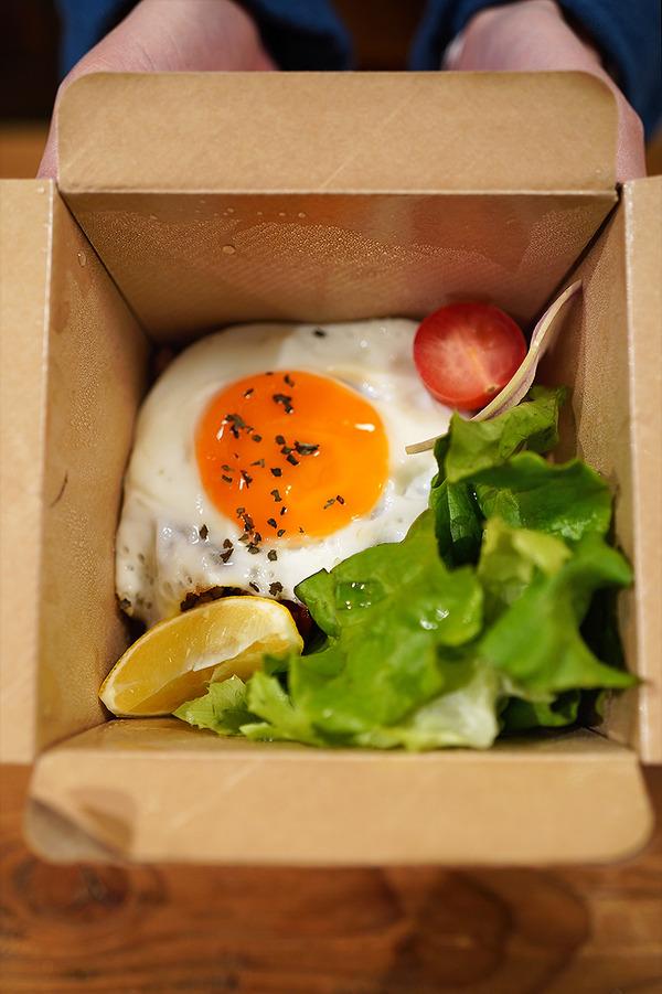 夜ご飯に【Cafe檸檬】でテイクアウト弁当。そして福岡市の飲食店家賃支援について。