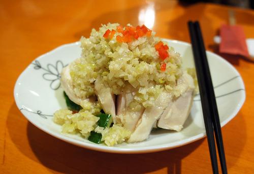 巴蜀生姜鶏肉