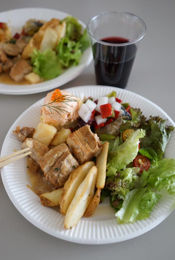 ワイン食堂プルポ