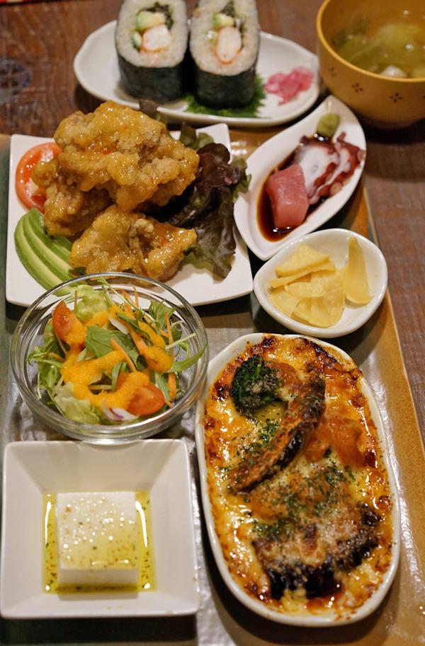 志免町「ハチミツボタン」で美味しい美味しい日替わりご飯。