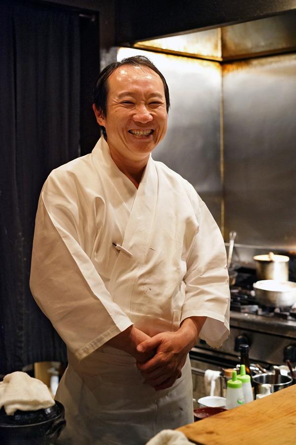 平尾「なかむた」で上品な和食をいただく。