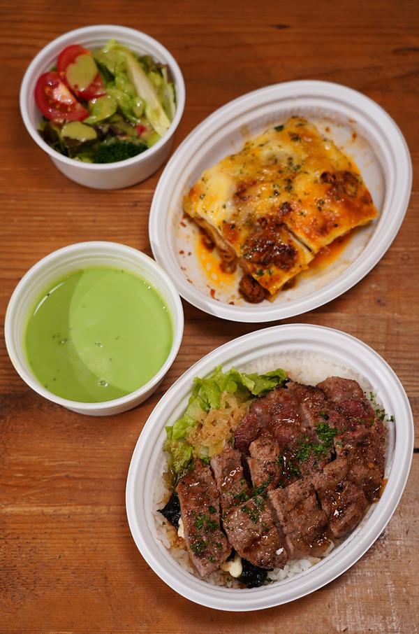 白金【ビストロ ピッグドール】でテイクアウト晩ご飯をコース仕立てで。福岡市の『地域の飲食店を支えるテイクアウト支援』について。