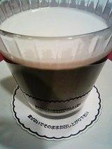 氷のないアイスコーヒー