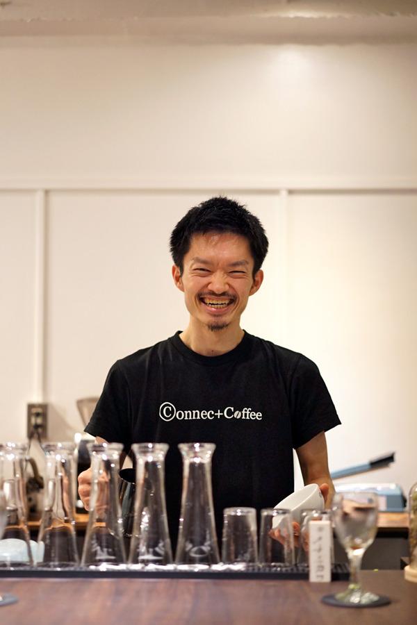 「Connect Coffee」「夜TIKI」「喫茶ひるげつ」「Banx River」。