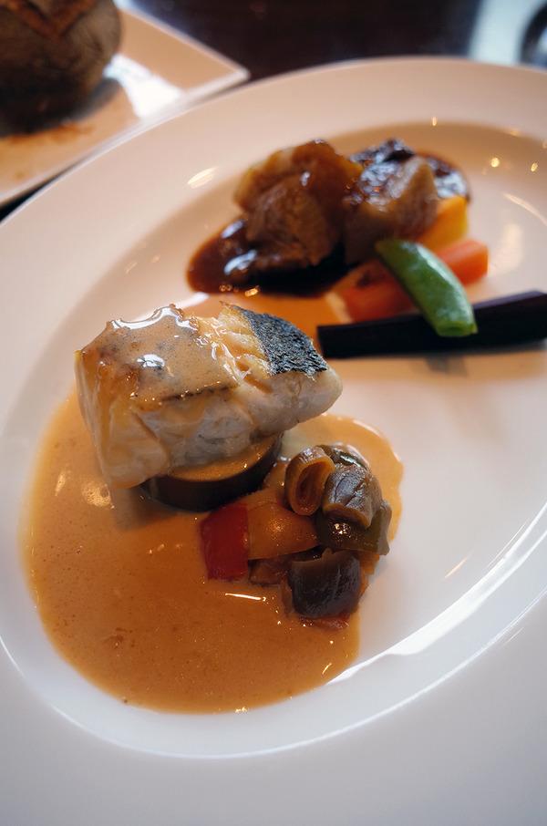 大楠「Brasserie Gout(ブラッスリー・グー)」でミニコースランチ。