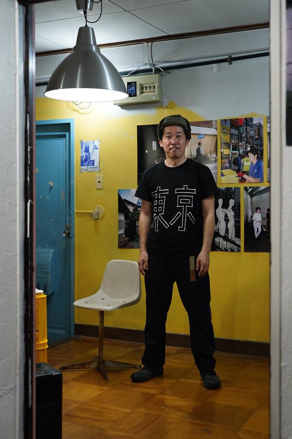 佐藤俊介写真展【アクシデンタリズム】に行って来た。【やっちゃんち】で支那そばカレー味、【クボカリー】で夜限定イノシシキーマ、【マヌコーヒー春吉店】。
