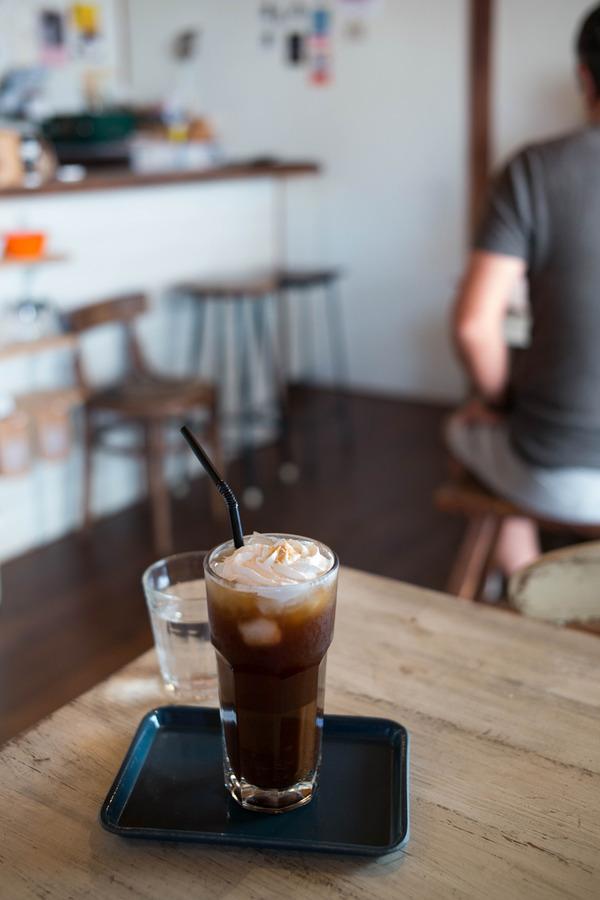 お盆なので日帰り里帰り。久留米「3po cafe.home」と「COFFEE COUNTY」へ。