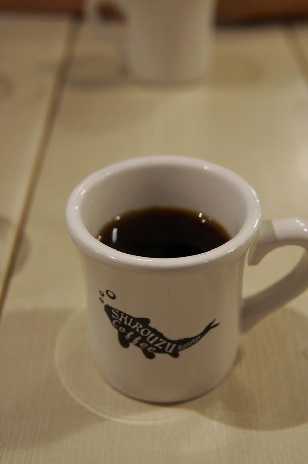 シロウズコーヒー