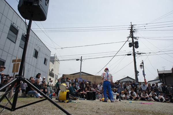志免町大道芸祭