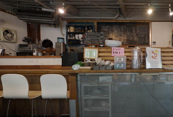 公園カフェ ビアンコ*ブランコ