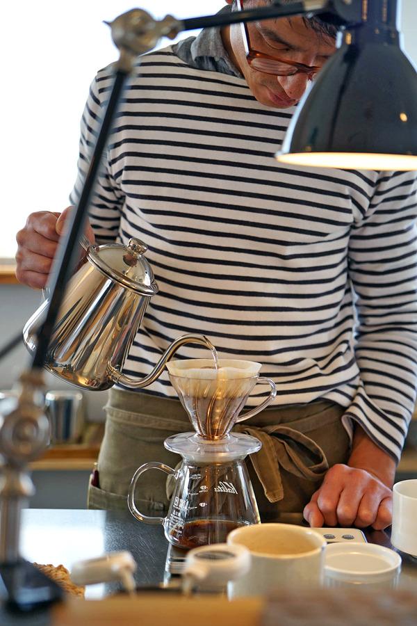 ハナオコーヒーDSC01642