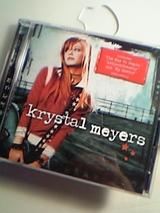 CD♪クリスタル・マイヤーズ