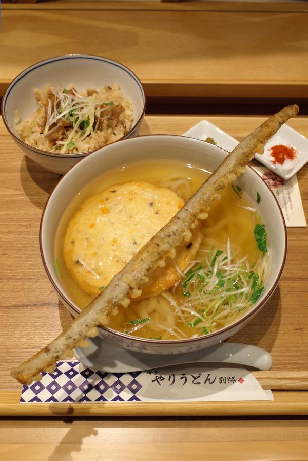 12/21福岡空港3階「博多やりうどん別邸」がリニューアルオープン!!