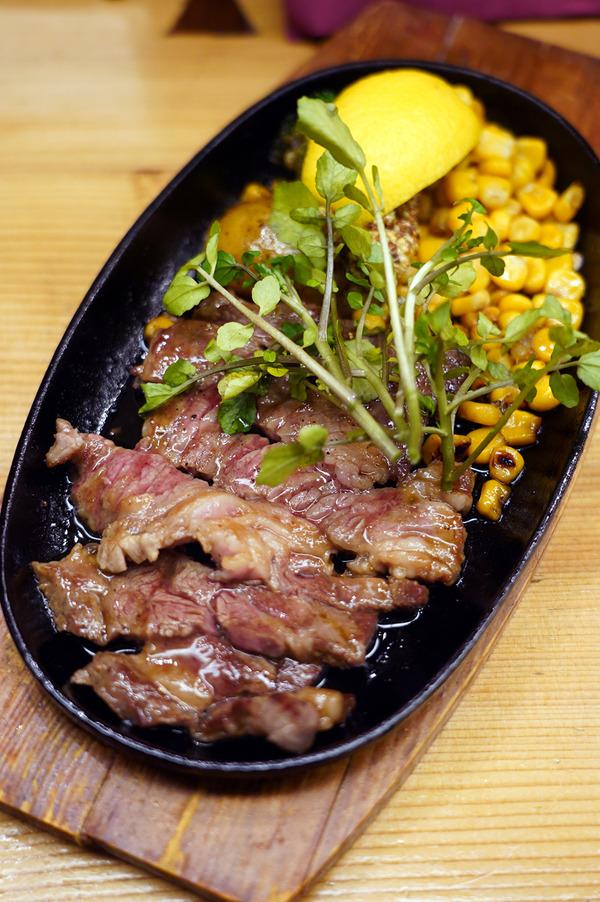 西鉄高宮駅横「美味小家(うまごや)」で美味しいイタ飯。