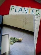 雑誌『PLANTED』